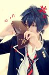 Ao No Exorcist  Okumura Rin by 0hagaren0
