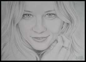 Emilie De Ravin by Zindy