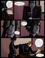 Don't Cry - CC pg 75 by Kuneria