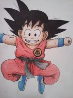 Goku by obsessive-fan-girl