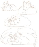 Sundae Brunch sequence by Lesang