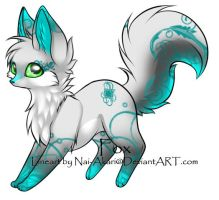 Fox Adoptable ~ 17 [CLOSED] by BiahAdopts