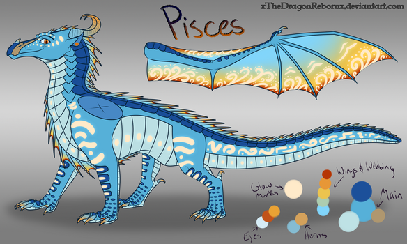 Pisces by xTheDragonRebornx