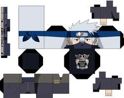 Kakashi Genin by hollowkingking