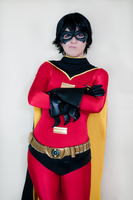 Robin - Tim Drake by HeroSkatman
