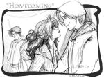 Homecoming 1 - DH - HP by lberghol
