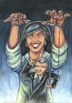 Political Puppet by Eenuh