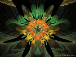 Mystical Fireflower by Actionjack52