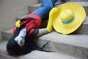 Marceline be lying down by foreverCTY
