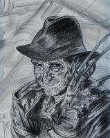 Mr. Krueger by TyrineCarver