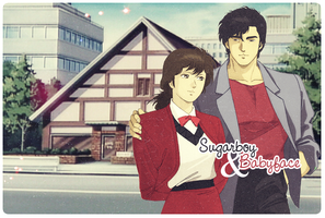Sugarboy and Babyface - CH by Calouette