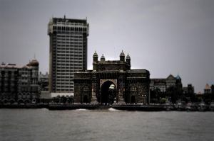 The Gateway Of India. by ParithoshLfc