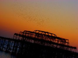 West Pier by Bobitibob