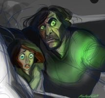 Blackwater (WIP) by kallielef