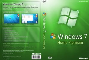Windows 7 Home Premium DVD by yaxxe