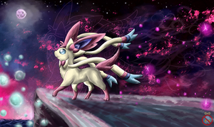 Sylveon Wallpaper
