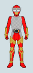 Apollo Base Suit Pre-Arms (Draft) by Solo3511
