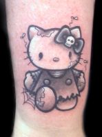 Hello Kitty by Uken