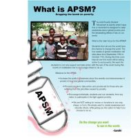 APSM Newsletter 3 by enjoincubus