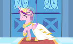 Princess Cadence 3D Picture for nintendo 3Ds by cesargo