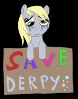 Save Derpy by SkiffyKitten