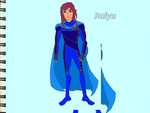 my  version of Raiyu by lacuslover