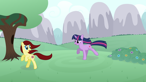 A Game of Tag by Kired25