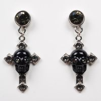 Grave Princess Earrings by francescadani