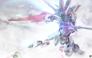 CLASH of the TITANS: Impulse Gundam by romerskixx