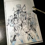 Wildc.a.t.s #13 wip by devgear