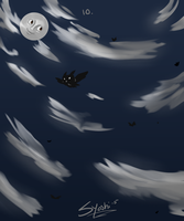 10. Moon by Syoshi
