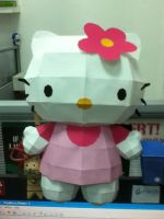 Hello Kitty by JayvPToy