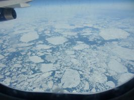 Ice floats off Greenland by gingernut911