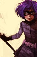 hit-girl by marika