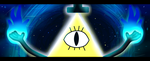 Bill Cipher: The End by Grismalice