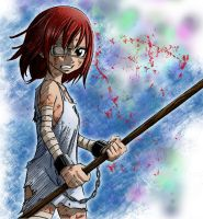 Young Erza by Silvy-Silvy