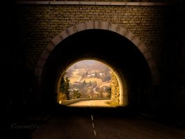 The well known Tunnel by Rounette