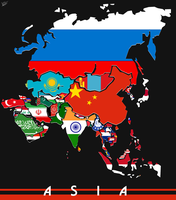 United States of Eurasia by DRLM