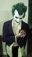 The Joker (WIP) by JohnnyScythe
