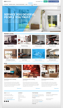 Property Site Design Concept by leoaw