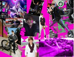Justin Bieber Collage by xxaliyaxx