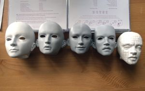 BJD Evolution by FreakStyleBJD
