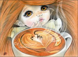 Fairy Cocoa Love by Katerina-Art