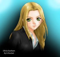 Agent Dunham by MistressAinley