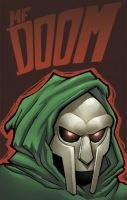 mf doom by shalomone