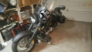 Another idea for my bike  by Lontango