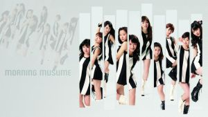 Morning Musume Wallpaper by deJeer