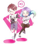 Nam Kwang: Your Only Oppa by ixdangoxi