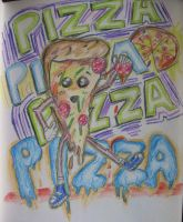 Pizza by chitraah