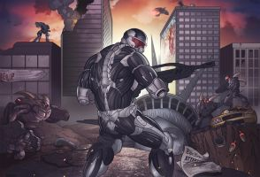 Crysis 2 by Diam0nt